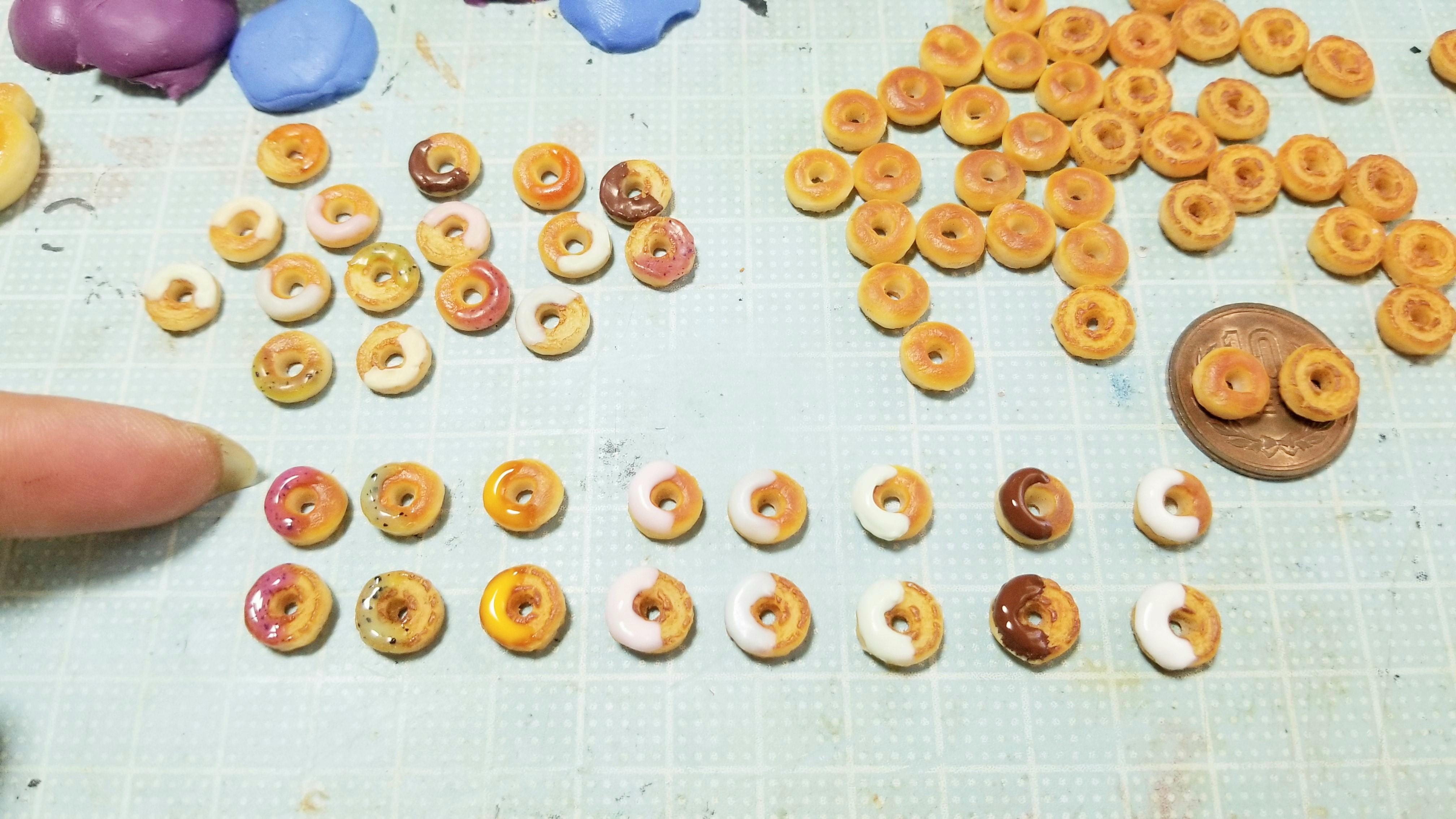 ミニチュアフード可愛い小さな世界手作り小物作り方ドール用品人気