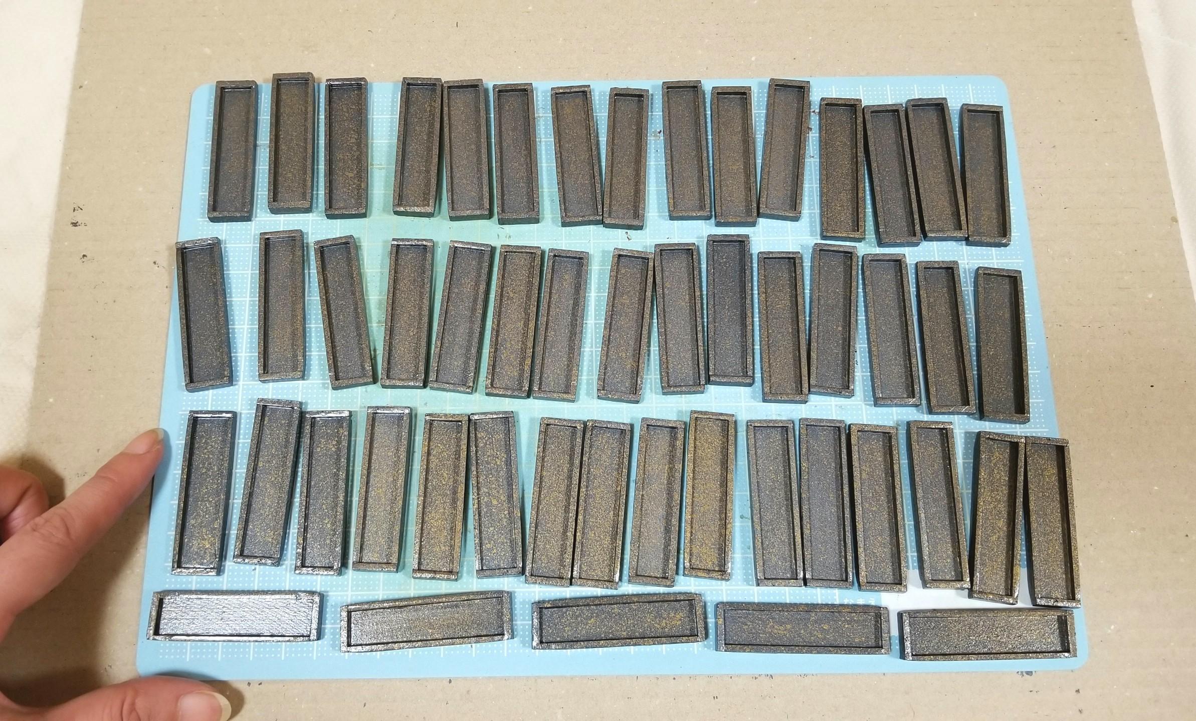 ミニチュアフード,桧,木製トレー,ニス塗り,樹脂粘土,フェイクフード