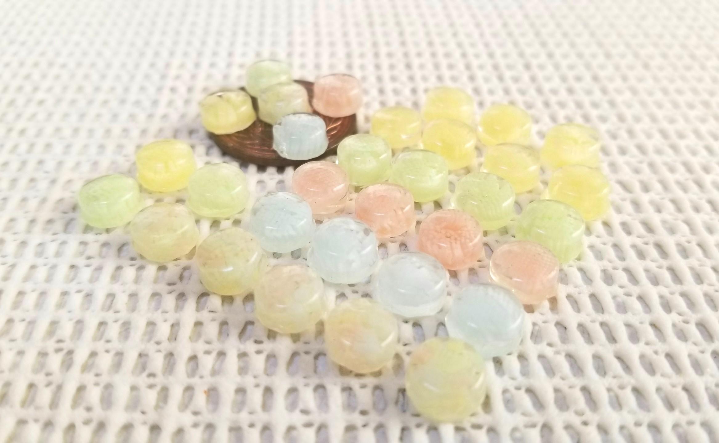 ミニチュア,UVレジン,水ようかん,和菓子,樹脂粘土,シルバニア