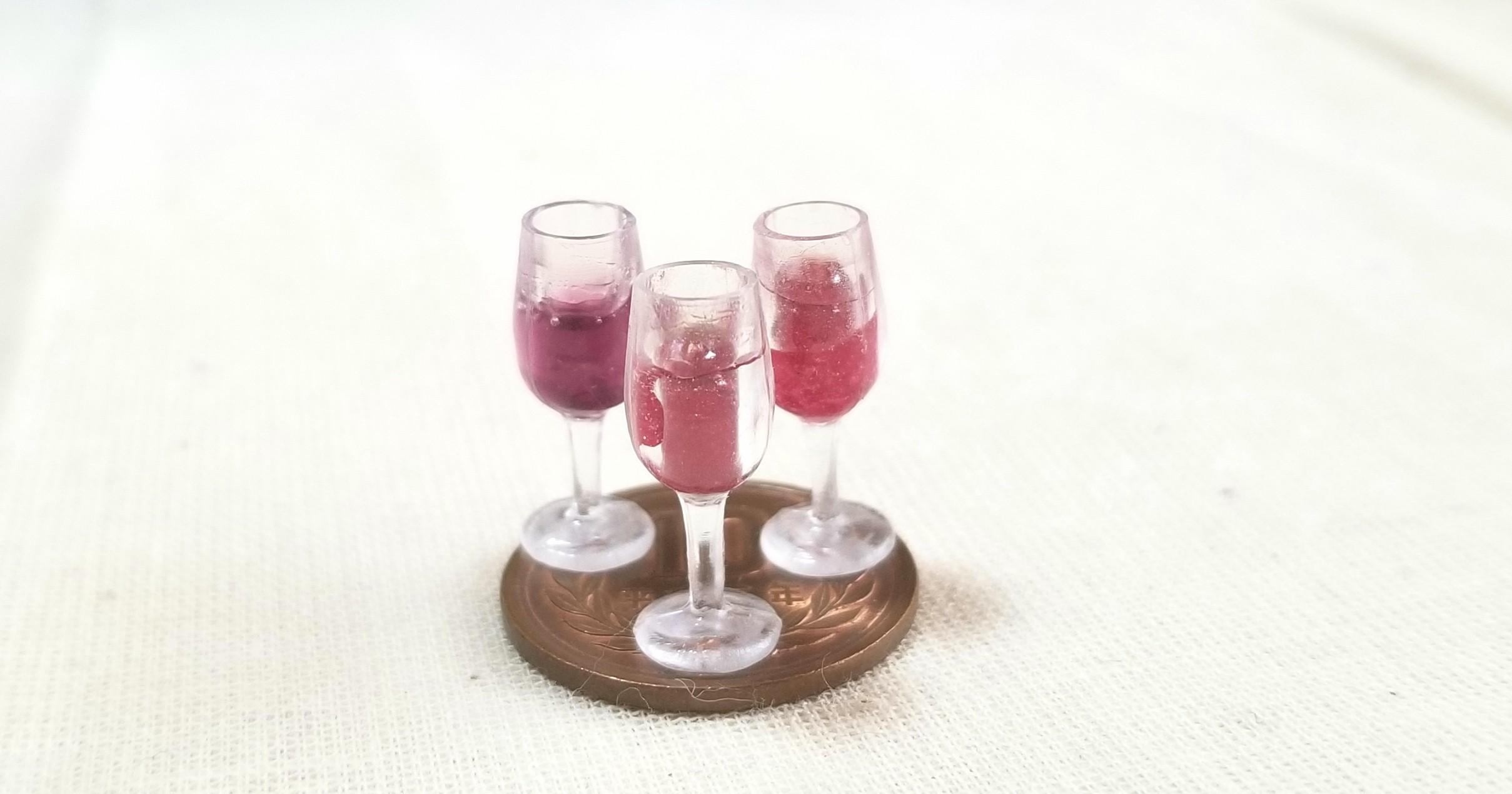 訳あり商品,SALE,赤ワイン,値引き,ミニチュアフード,ミンネで販売中