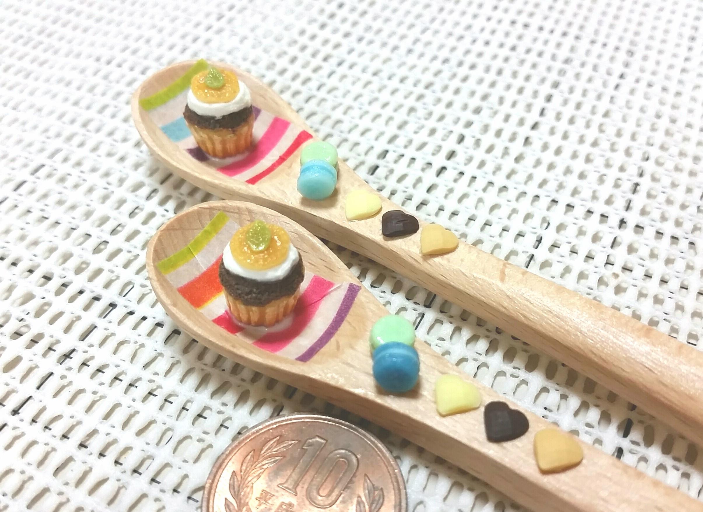 ミニチュア,ハンドメイド雑貨,樹脂粘土,自作,人気作家,かわいい玩具