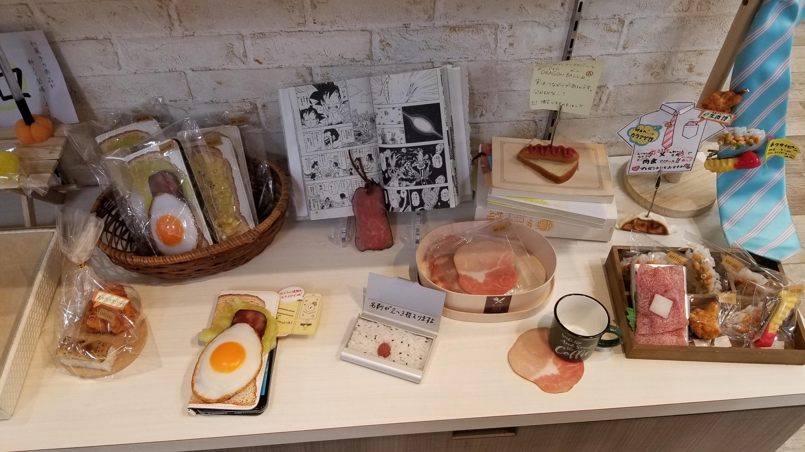 フェイクフード,食品サンプル,目玉焼き,ご飯,お店,ジョープラ,松山市