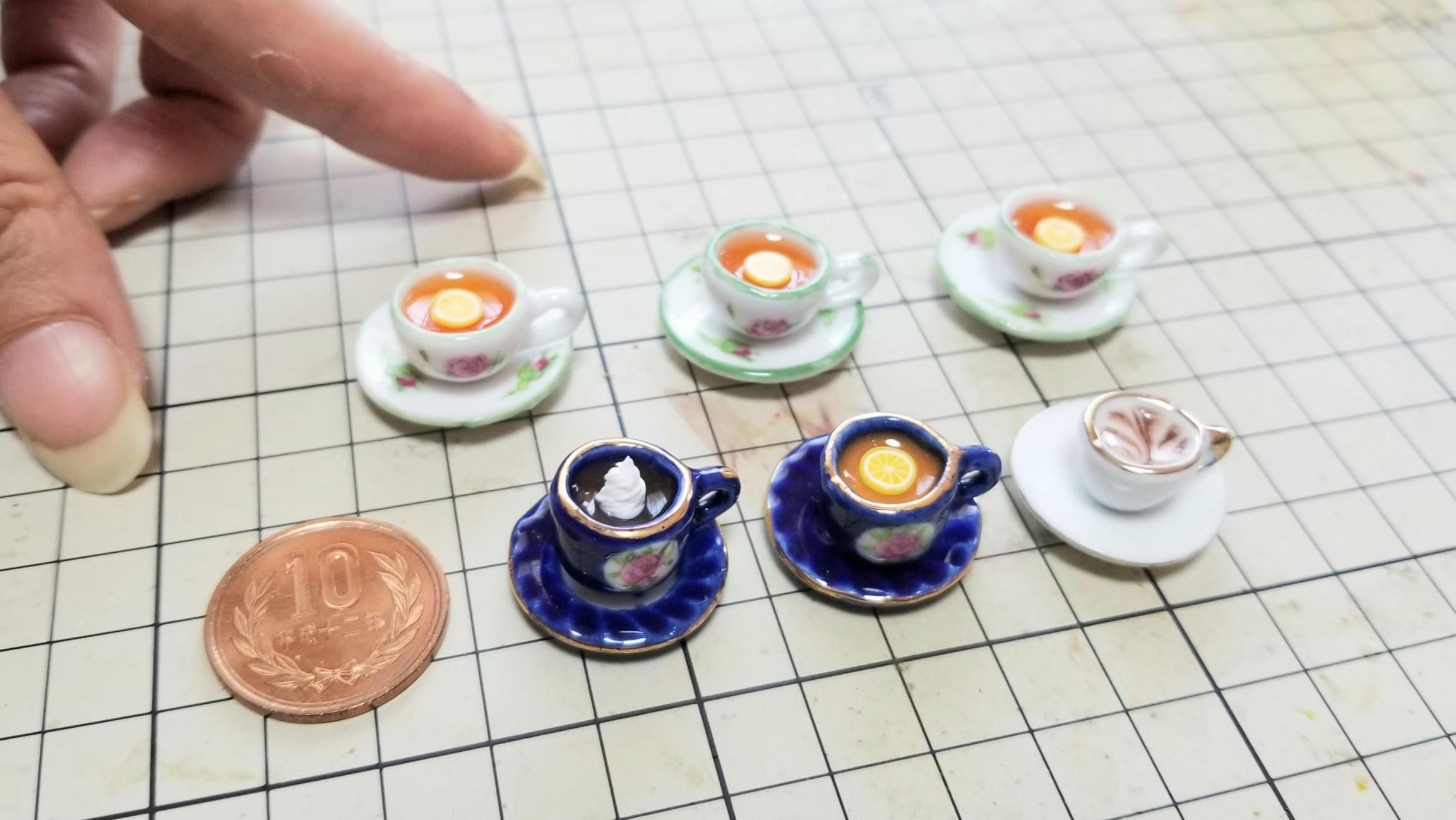 ミニチュアフード飲み物かわいいおすすめドール用品小物作家ブログ