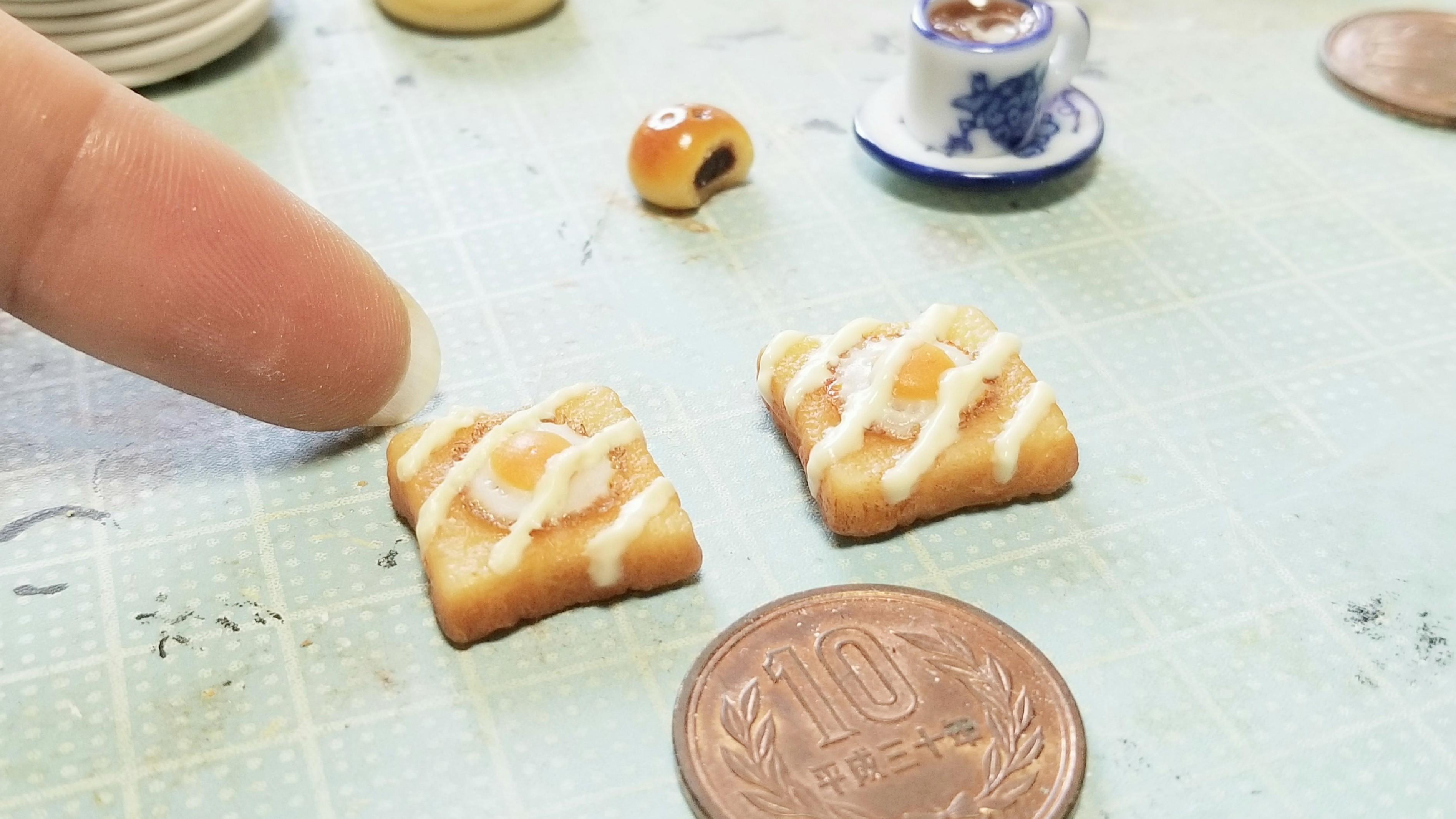 おいしい朝食に食パントースト目玉焼きモーニング朝ご飯おすすめ