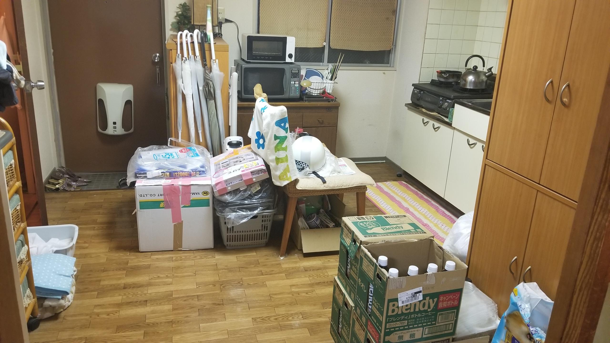 キッチン台所,すっきりさっぱり,年末掃除,片付け,線維筋痛症つらい