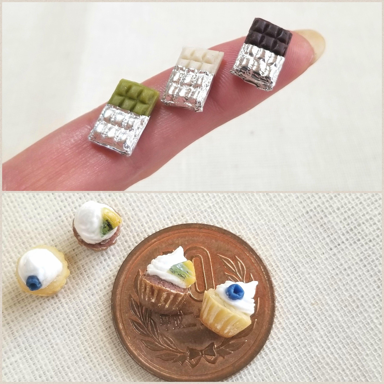 ミンネでセール販売中,ミニチュアフードお菓子,ドール小物おもちゃ
