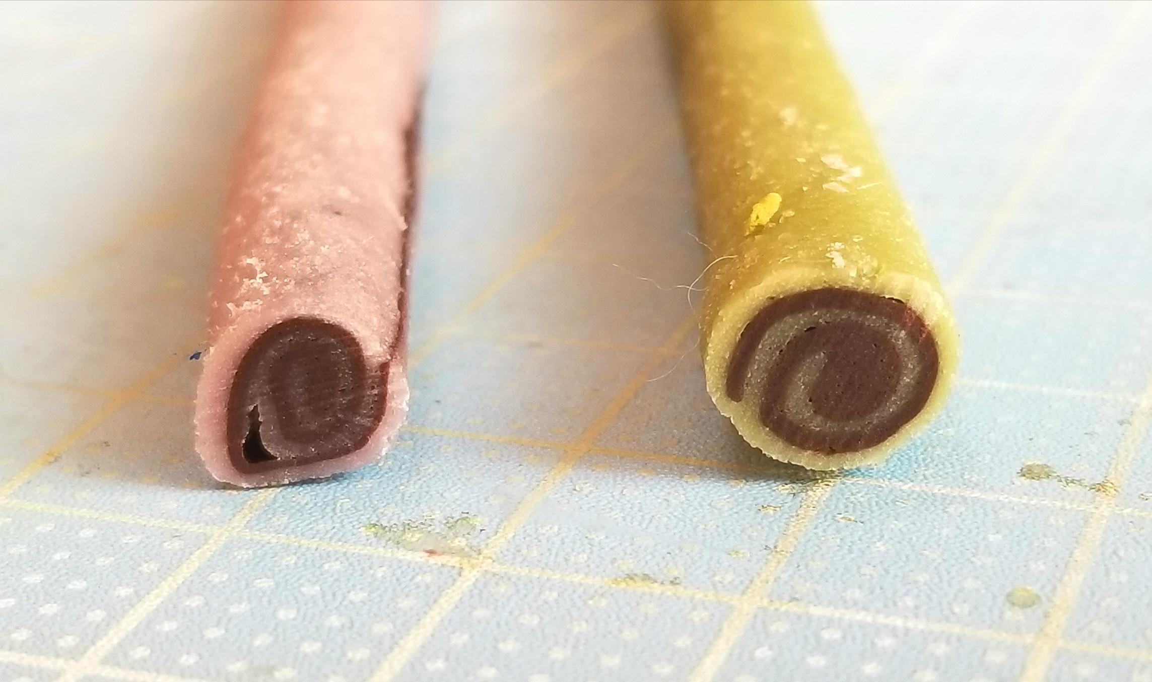 ミニチュアフード,餡ロール,あんこ,和菓子,樹脂粘土,シルバニア