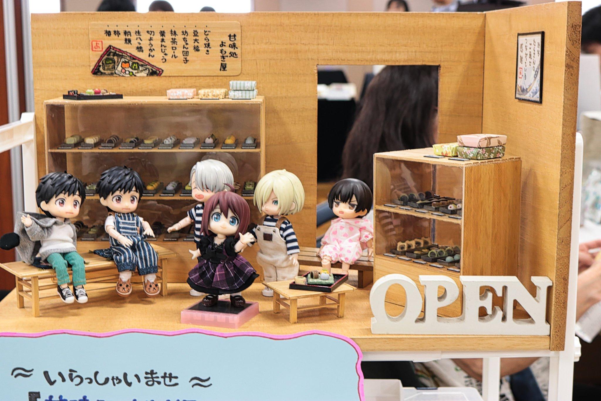 アイドール,I・doll,出展出店参加予定,福岡,名古屋,ミニチュアフード