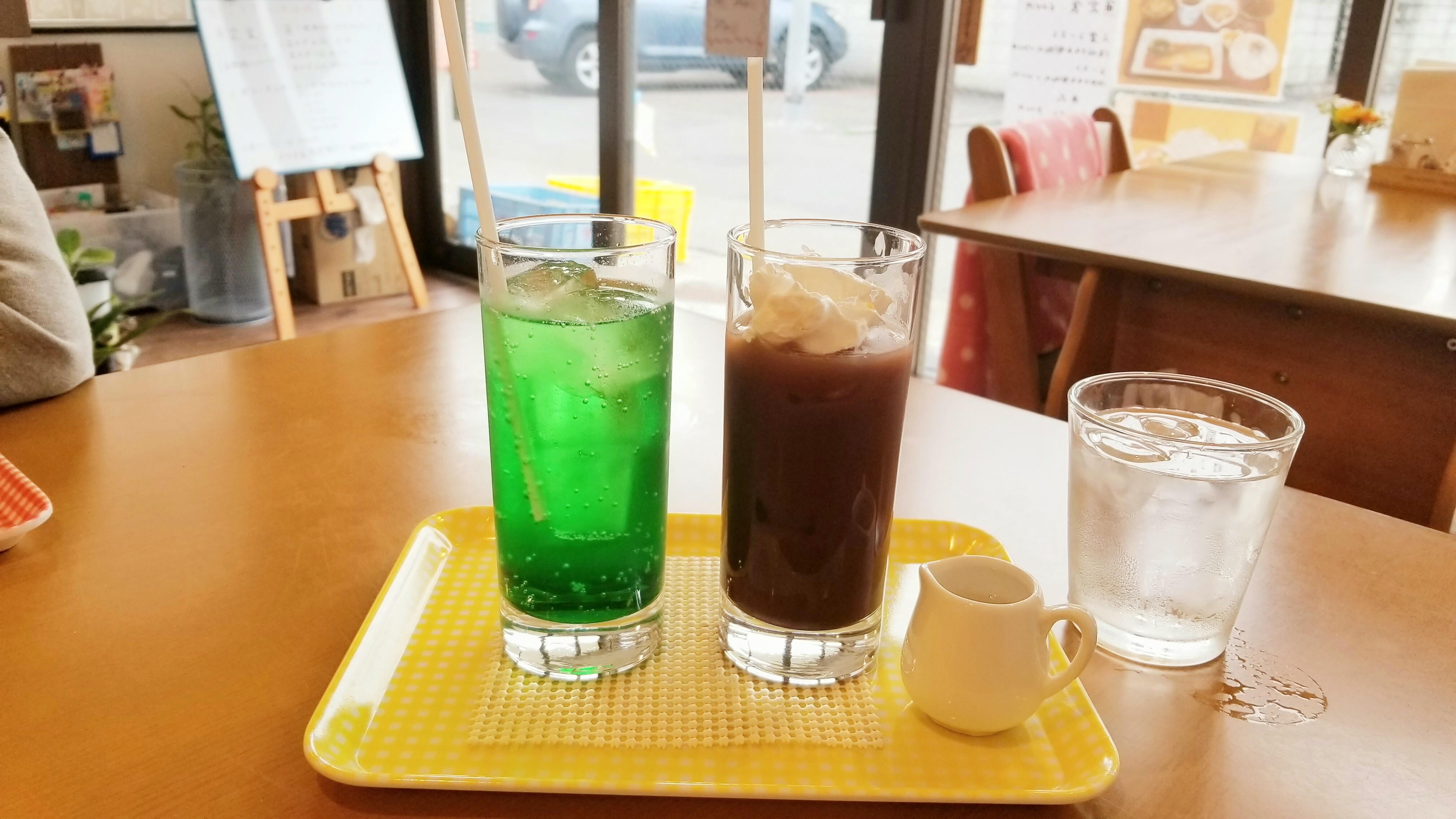 食後のドリンク付安いおいしいカフェランチおすすめグルメ人気ブログ