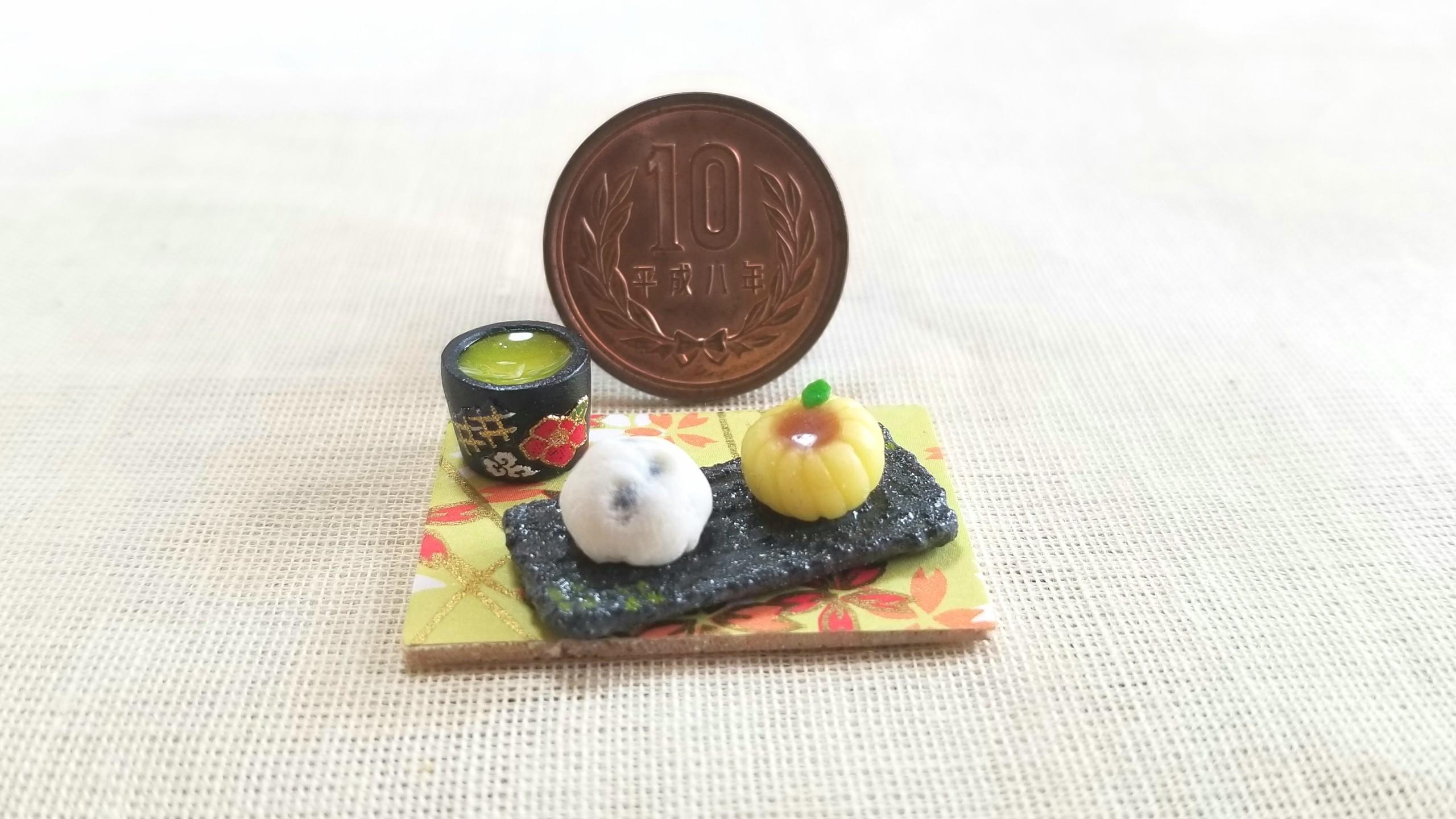 おいしい和菓子生菓子,おすすめ人気商品,ミンネで販売,ミニチュア