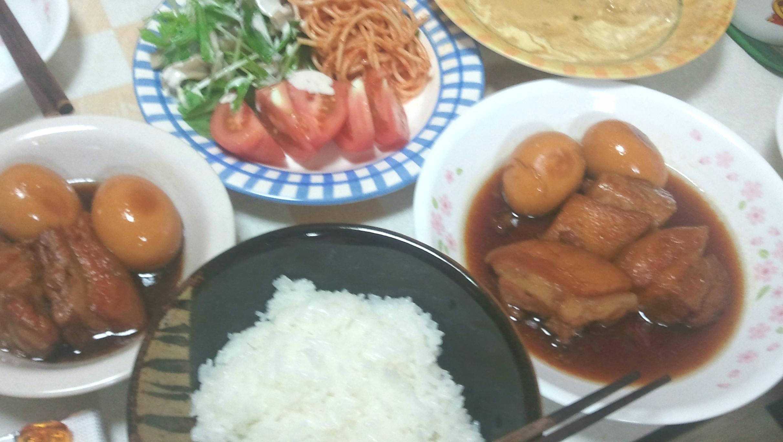 美味しい豚の角煮,愛媛県松山市,定食屋パール,学生向け食堂,大盛り店