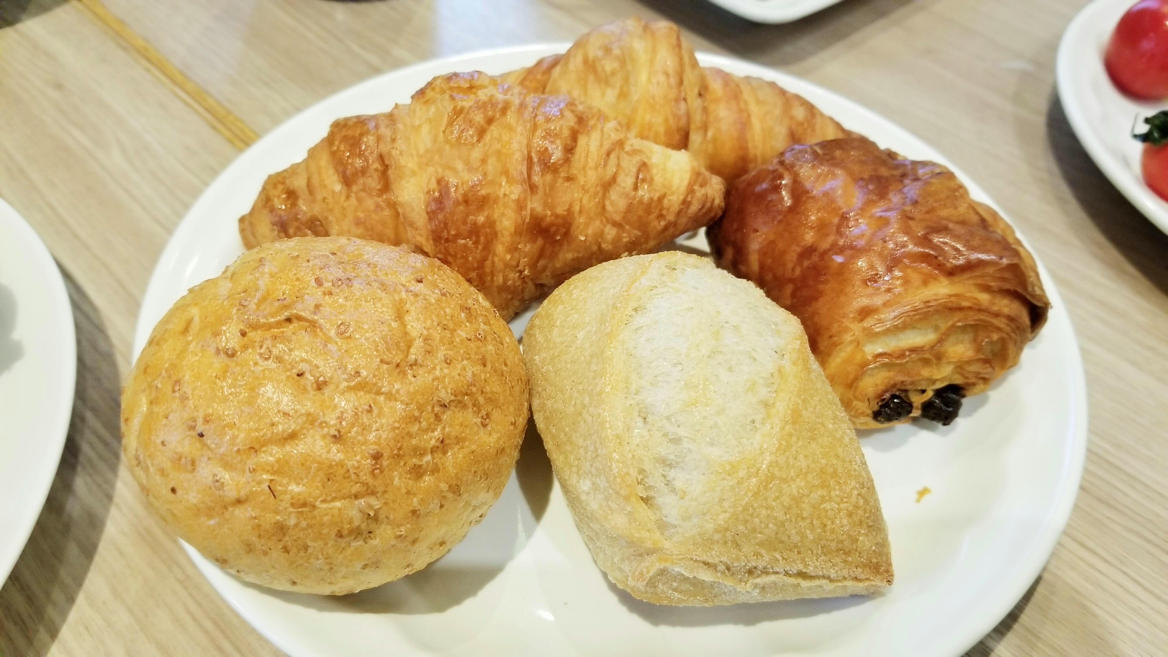 ホテルバイキングパン食べ放題愛媛口コミ美味しい松山市ランチ