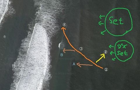 たんたん流 波の選び方1