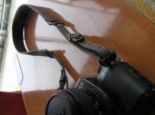 カメラストラップ2