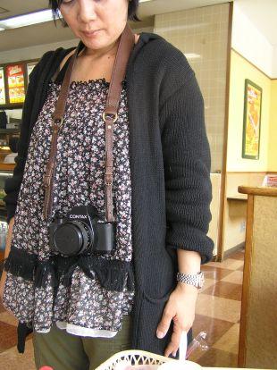 カメラストラップ1