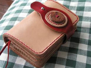 お財布・red1