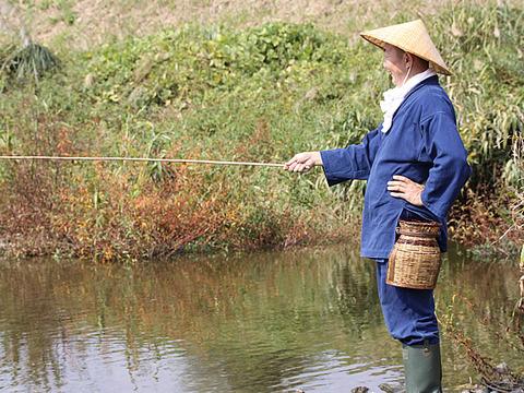 【ウィズ】20年釣りやってたけど『魚籠』なんて初めて知ったわ。