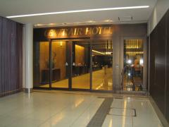 セントレアホテル入口