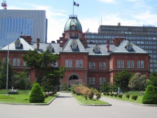 札幌 北海道庁舎