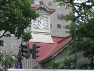 札幌 時計台