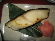 鈴波のお魚の味淋粕漬