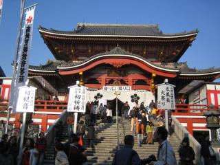 大須観音のお正月