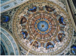 トルコ 美しい天井2
