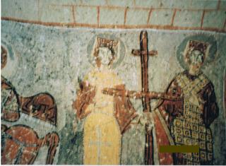 トルコ カッパドキアの教会2