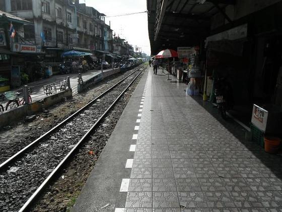 国鉄ウォンウィエンヤイ駅