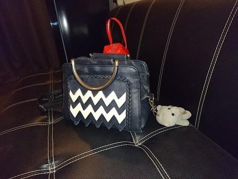 スカイフォール嬢のバッグ