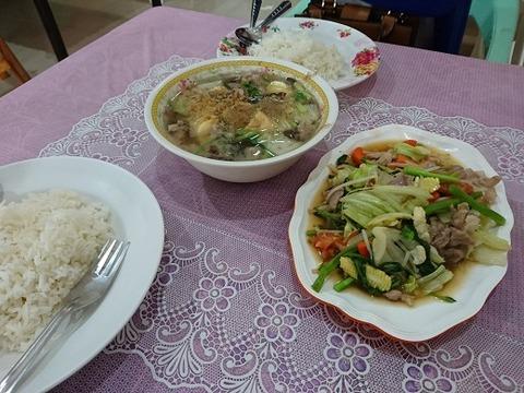ヌアンの料理