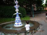 チボリの噴水