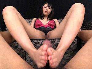 桜井あゆ 「もっと苦しむ顔見せてよ…」挑発的な態度の痴女お姉さんに調教されるM男