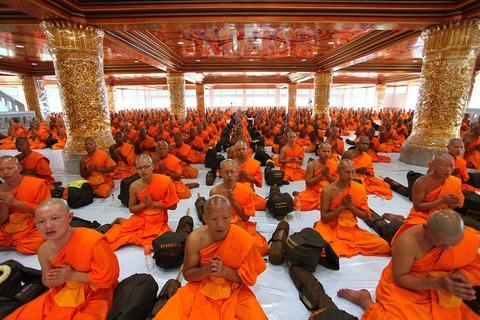 日本のお寺でお参りしない(できない)タイ人 - 上座部仏教のタイ ...