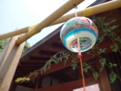 奈良の夏みぃつけた! ~おふさ観音・風鈴まつり 編~ (3/5話)