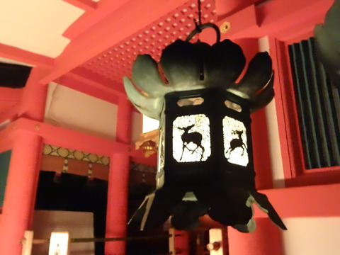 奈良の夏!中元万燈籠みぃつけた!