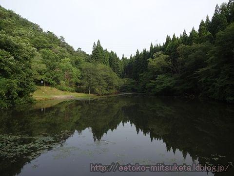 静かな水辺!琴滝公園みぃつけた! ~小瀧池&大滝池 編~ (2/2話)
