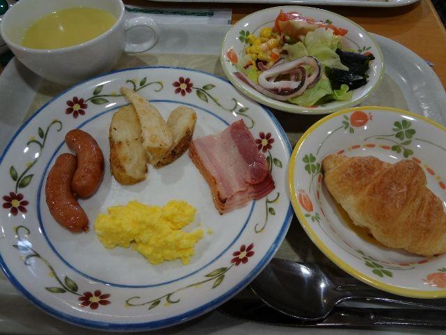 「梅田OSホテル 朝食」の画像検索結果