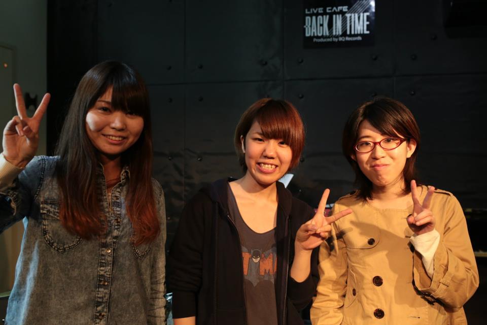 BACK IN TIME Tokyo:ファンキー...