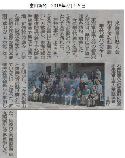 富山新聞2018_7_15ブログ