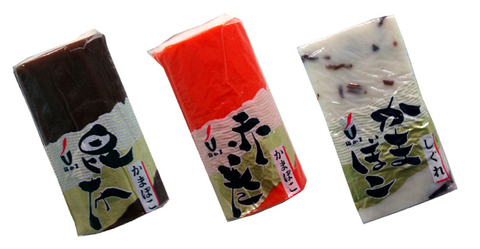 かまぼこ_梅かま3種