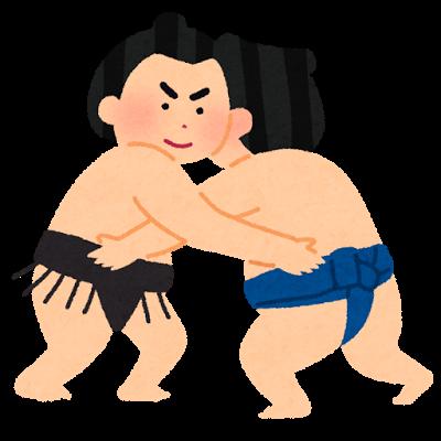 相撲_取り組み