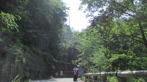 20180804 09滝沢林道