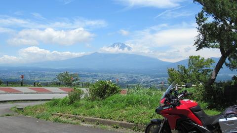20200702 06夏の富士山