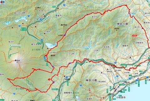 20180716 富士山の方へ