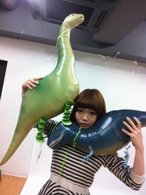 れん恐竜_