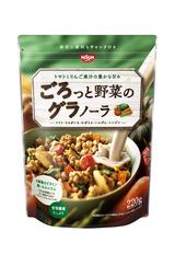 ごろっと野菜のグラノーラ220g