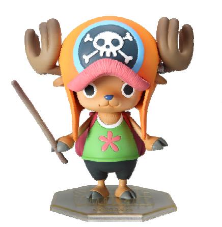 麦わら一味の船医・チョッパーは現実世界でも子どもたちを救う!