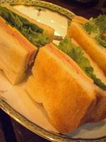 高山珈琲店/サンドイッチ