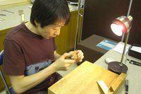 うるし工芸杉本 マイお箸 削り